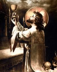 Jesus Priest and Victim