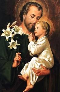 St. Joseph Novena Picture