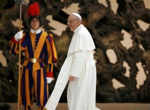 Show Mecy Pope Francis