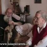 Andriana Pallotti with Fr. Bucci