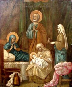 Birth of the BVM