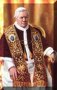 St. Pius X Picure