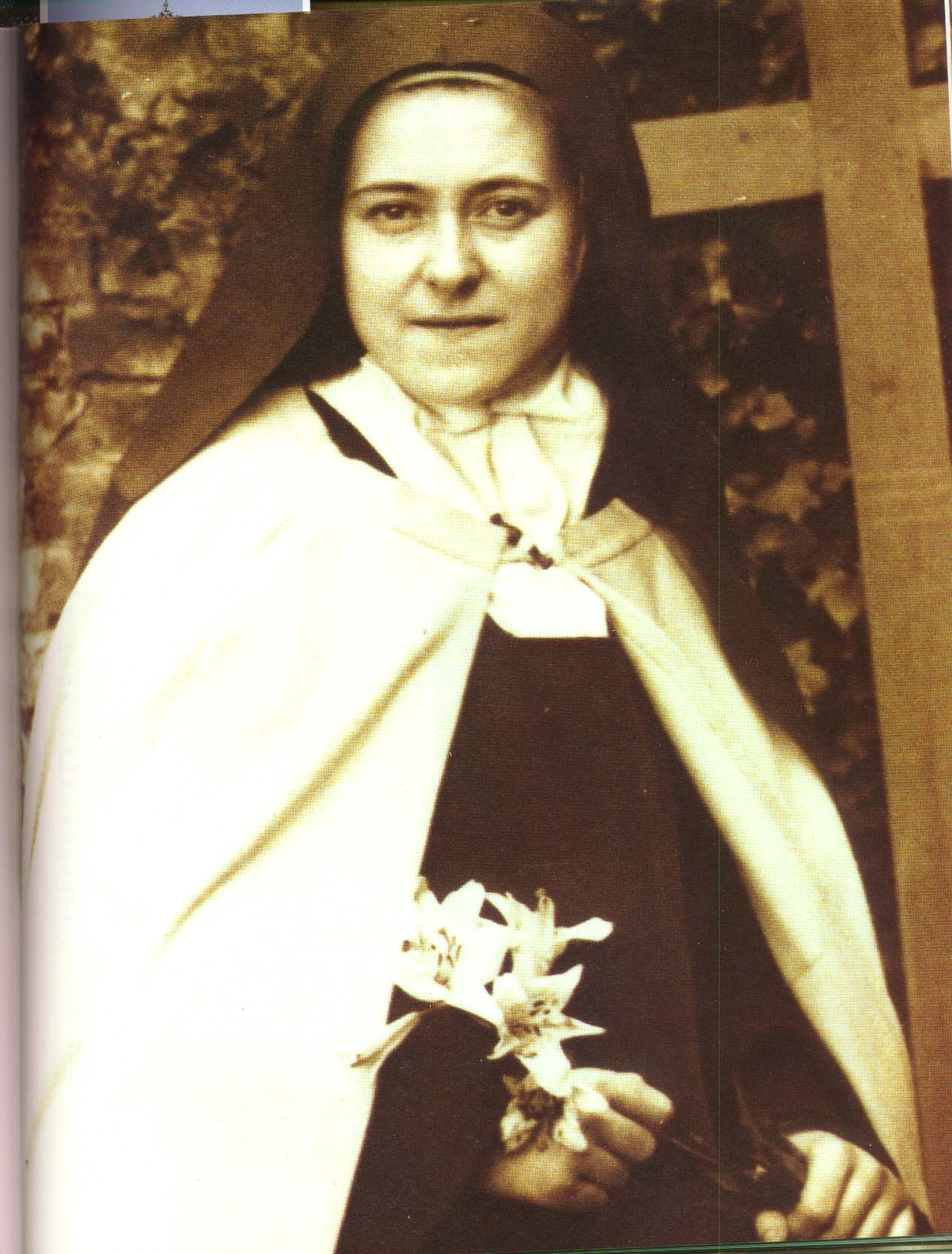 "FEAST OF ST. THERESE ""THE LITTLE FLOWER"""