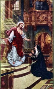 St. Margarret Mary Alocoque 9