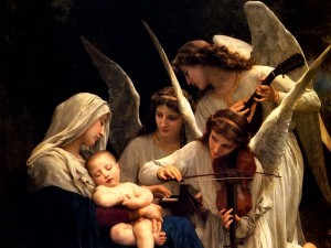 BVM and Baby Jesus