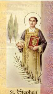 ST. STEPHEN