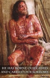 Jesus Scourging