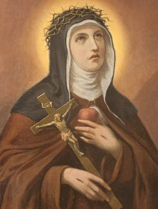 St. Veronica Giuliani