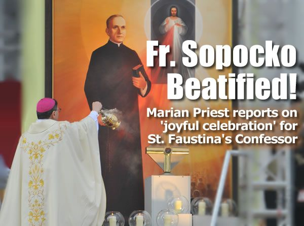 Blessed Father Sopocko