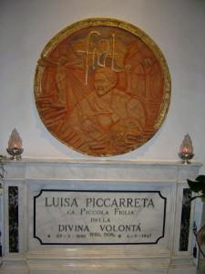 Luisa's tomb