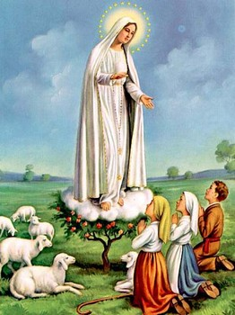 Our Lady of Fatima Pic