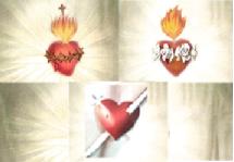 the three hearts