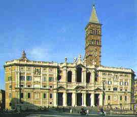 Basilica St Mary Major